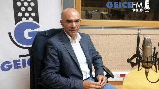 Entrevista Fernando Alves do Clube de Atletismo Olímpico Vianense