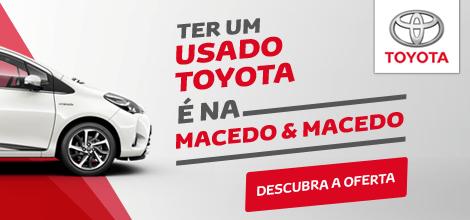 Toyota Usados Macedo & Macedo