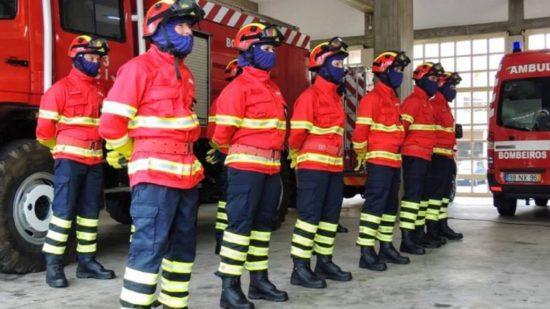 Covid-19: Proteção Civil cria linha telefónica para apoio psicossocial a bombeiros