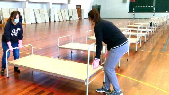 Covid-19: Amigos do hospital e diocese de Viana já preparam hospital de retaguarda