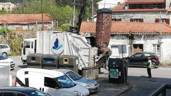 Serviços Municipalizados de Viana alteram recolha de Lixo durante quadra pascal