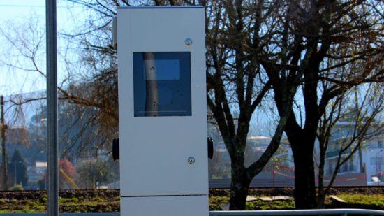 Posto de carregamento para carros elétricos em Cerveira  já entrou em funcionamento