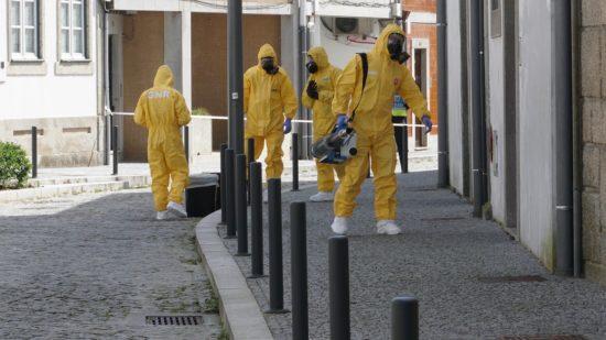 Proteção Civil Municipal reúne segunda-feira para operacionalizar medidas preventivas de combate à COVID-19
