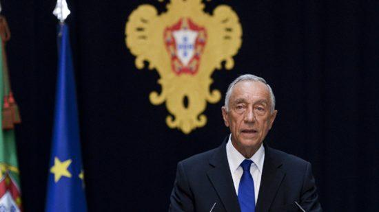 Presidente da República apresenta condolências a família do piloto do 'Canadair' que caiu no Gerês