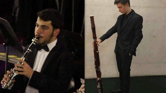 Alunos de musica de Viana do Castelo admitidos no Conservatório Real de Haia na Holanda