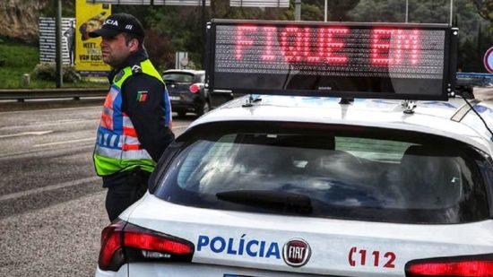 Covid-19: Portugal iniciou hoje mais 15 dias de estado de emergência