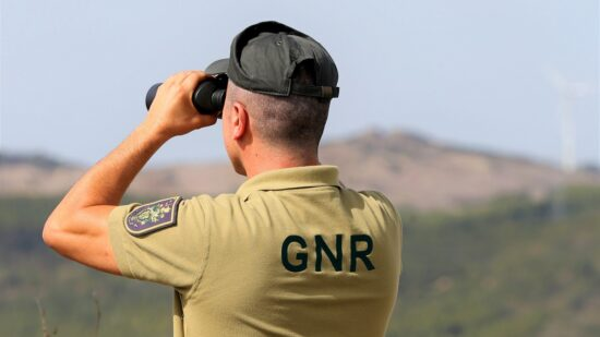 GNR comemora o dia do Guarda-Florestal
