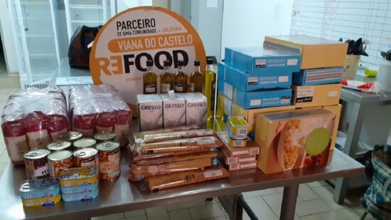 Re-food nomeada para prémio da ONU