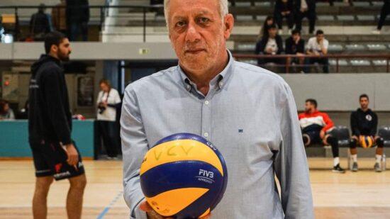 """Voleibol Clube de Viana """"a um passo de garantir permanência na 1ª divisão"""""""