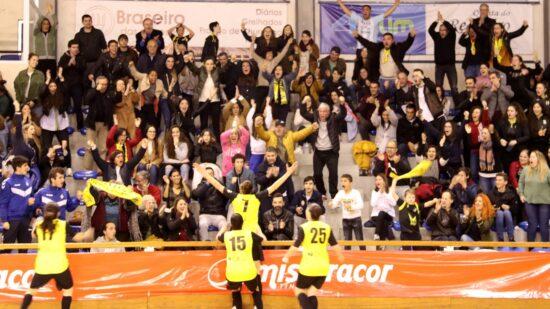 Futsal feminino: Santa Luzia começa campeonato em Chaves a 21 de outubro