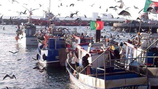 Profissionais da Pesca de Viana do Castelo recebem ação de sensibilização e informação de boas práticas de segurança a bordo