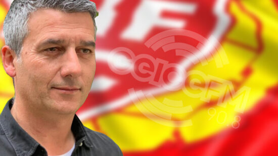 Necas Lima é o novo treinador do Neves Futebol Clube