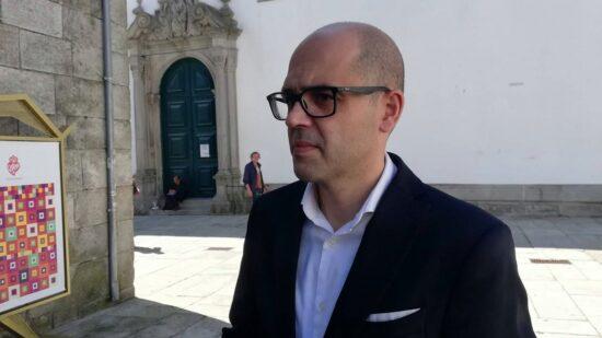 Ricardo Rego toma posse sem pelouros de Maria José Guerreiro