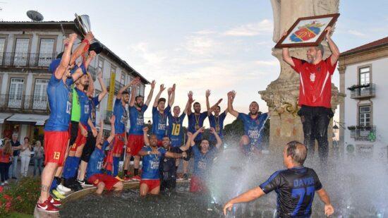 Desportivo de Monção vai estar presente na próxima edição da Taça de Portugal