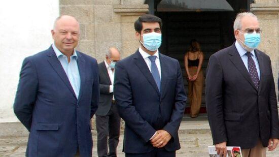 """Caminha, Ponte de Lima e Viana do Castelo pedem ao Governo para manter a """"coerência"""" e """"estar ao lado"""" dos municípios na valorização da Serra d'Arga"""