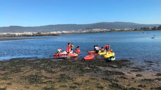 Darque Kayak Club assegura proteção e preservação das ínsuas do Rio Lima