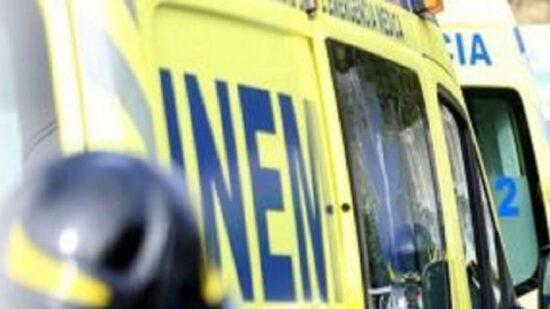 Colisão entre três veículos em Valença do Minho provoca nove feridos ligeiros e dois hospitalizados