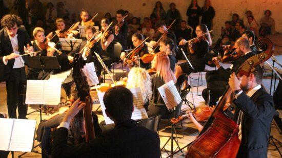 Orquestra Con Spirito atua esta noite no Teatro Sá de Miranda