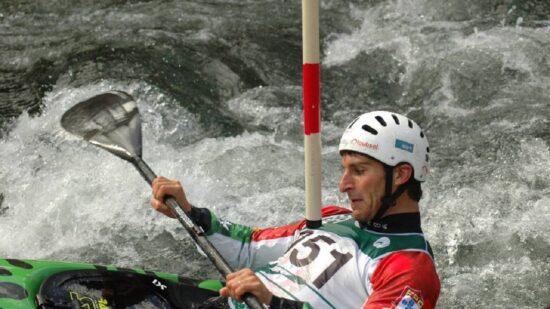 Antoine Launay vai a Praga participar no Campeonato da Europa de Slalom