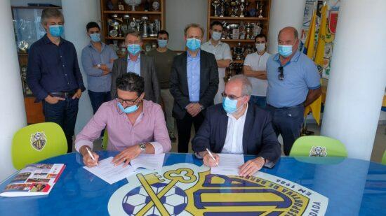 Câmara de Viana investe 165 mil euros na requalificação do campo de jogos da Associação Desportiva de Barroselas