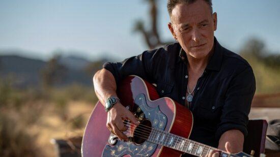 Novo álbum de Bruce Springsteen sai em outubro