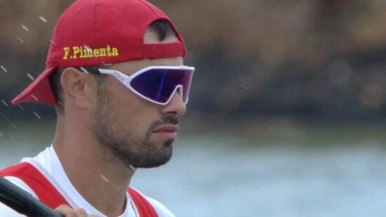 Limiano Fernando Pimenta conquista ouro e prata na Taça do Mundo de canoagem