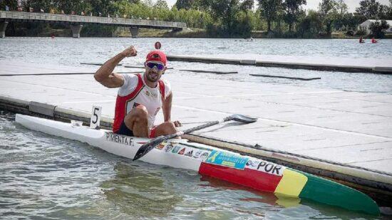 Limiano Fernando Pimenta conquista 100.ª medalha internacional da carreira
