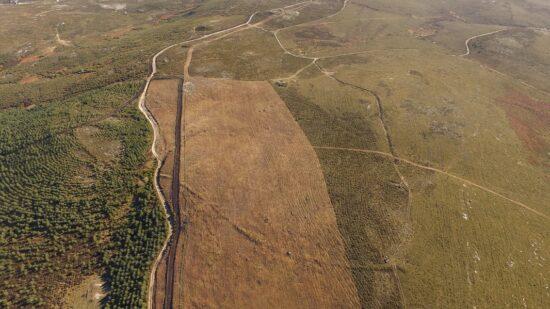 Lomba do Mouro identificada como acampamento militar romano de carácter temporário