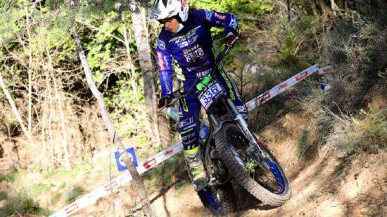 Vianense Mariana Afonso venceu na Catalunha e está mais perto do título de Trial