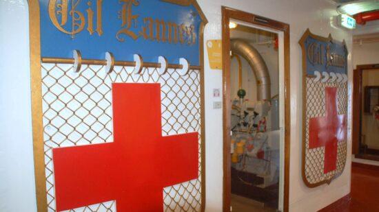 Centro de Imagem, Identidade e Memória inaugurado no navio Gil Eannes