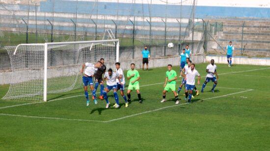 Vianense empata em casa com Vilaverdense no arranque do campeonato