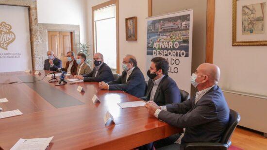 Programa excecional atribui apoio de 250 euros por jogo em casa a 19 clubes de Viana do Castelo