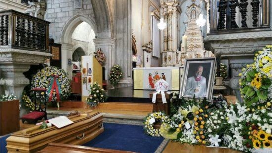 """Papa Francisco lamenta """"trágico acidente"""" que vitimou D. Anacleto Oliveira"""