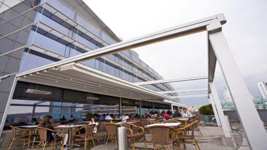 Restaurantes pedem às 308 autarquias autorização para esplanadas cobertas no inverno