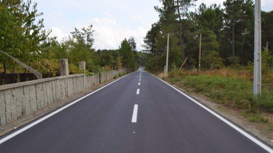 Monção investe mais de 150 mil euros em beneficiação de estrada