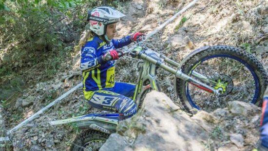 Vianense Mariana Afonso termina Taça do Mundo de Trial2Women na oitava posição