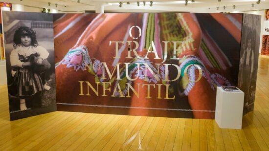 """Museu do Traje de Viana do Castelo promove """"O Traje no Mundo Infantil"""""""