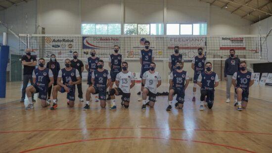 Voleibol Clube de Viana conquista duas vitórias no arranque do campeonato
