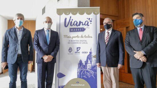 Viana Market: a plataforma de vendas online de Viana que já conta com mais de 400 produtos