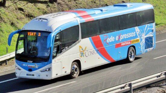 Rede Expressos reforça horários e trajetos nas capitais de distrito