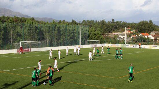 AFVC: Cardielense regressou às vitórias com goleada ao Ancorense