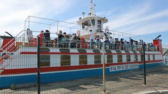 Ferryboat: Ligação entre Caminha à Galiza suspensa de sexta a terça-feira