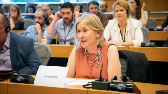 Deputada comunista no Parlamento Europeu em visitas no distrito de Viana do Castelo