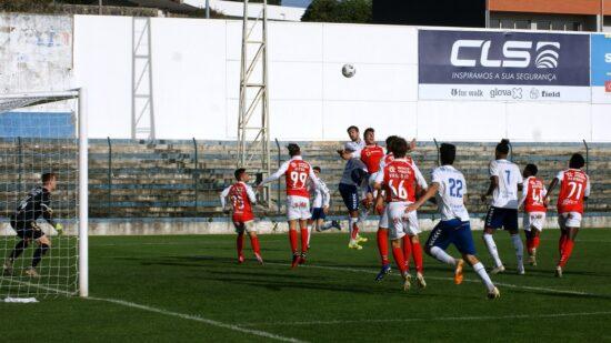 Vianense continua sem ganhar no Campeonato de Portugal