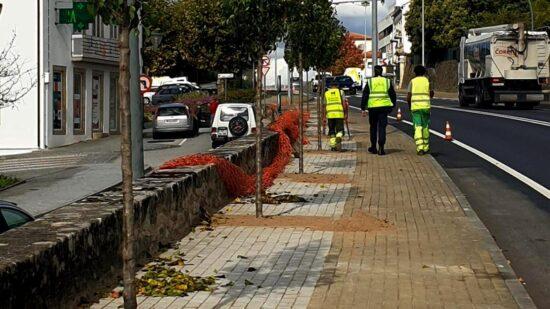 Cerveira: Concluídas obras no troço urbano da Estrada Nacional 13