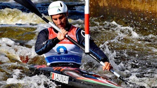 Launay arrecada 13º lugar na Taça do Mundo em slalom