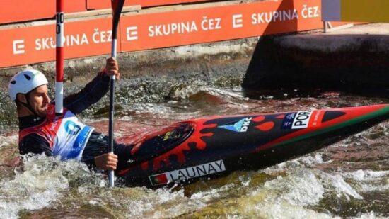 Dark Kayak Clube: Antoine Launay foi 13º na Taça do Mundo
