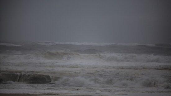 Viana do Castelo sob aviso amarelo devido à agitação do mar