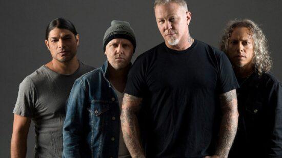 Metallica anunciam concerto solidário em formato acústico