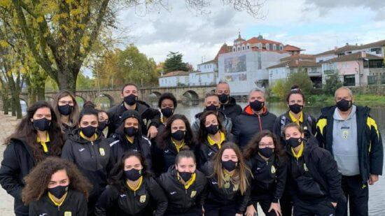 Futsal feminino: Santa Luzia ganha em Chaves no arranque do campeonato